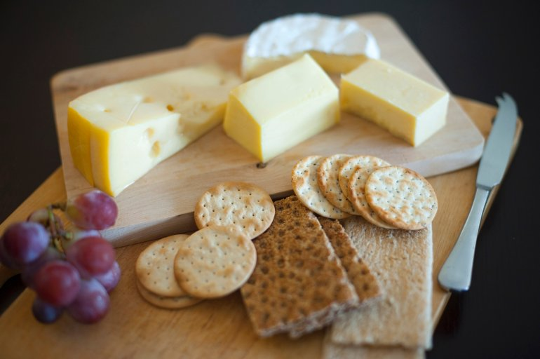 Cheese & Biscuits